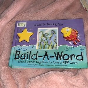 Build-A-Word Book